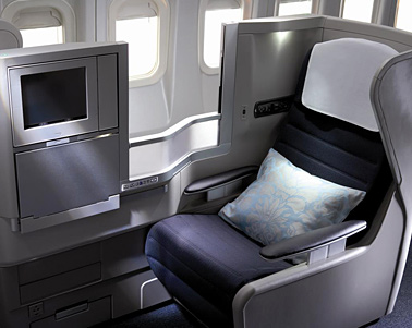 Business Class - British Airways - Seven Stars And StripesWorld ...