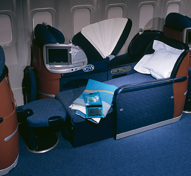 British Airways - Club World - OLD