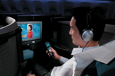 Cathay Pacific - TV