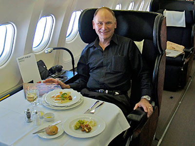 Pin Business Class Seats 1j And 1l On The Finnair A340 ...