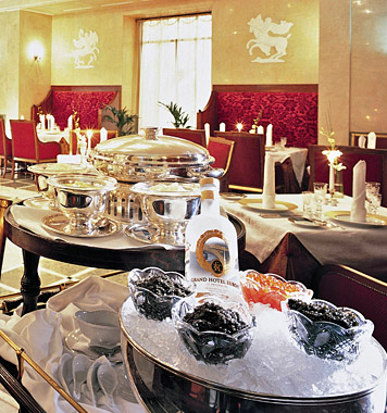 Caviar Bar [2008] @ Seven Stars global hospitality awards
