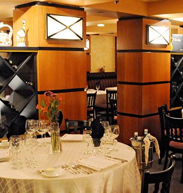 Giraffe Restaurant Seven Stars Global Hospitality Awards