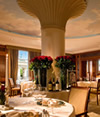 The ambiance of the restaurant exudes luxurious elegance, comfort and eye appeal. Our excellent table was strategically located with a spectacular view of the Brandenburg Gate...
