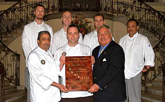 Oheka Castle Restaurant Award