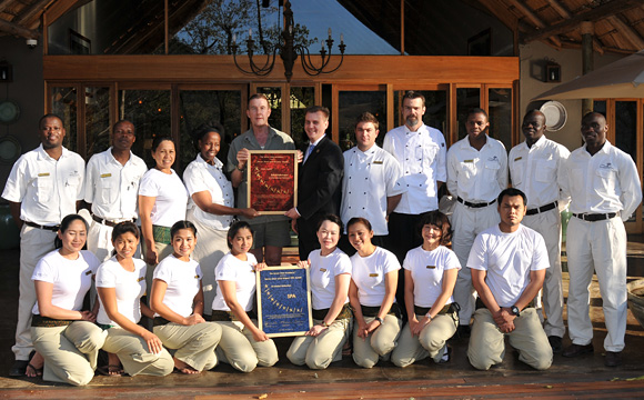 Karkloof Spa - LODGE & SPA - AWARD