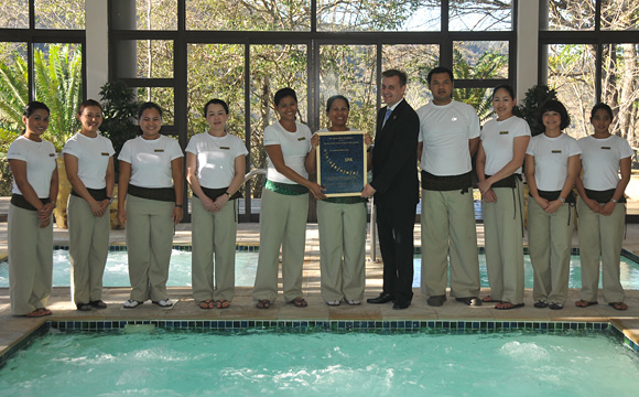 Karkloof SPA - AWARD