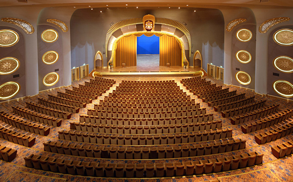 Emirates Palace - Auditorium - Conference