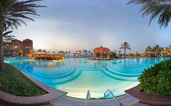 Emirates Palace - East Wing Pool