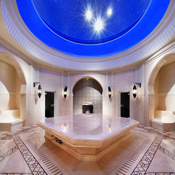 Emirates Palace - Hammam