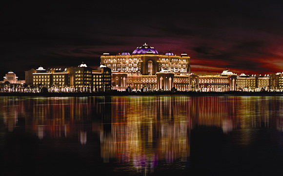 Emirates Palace - Night