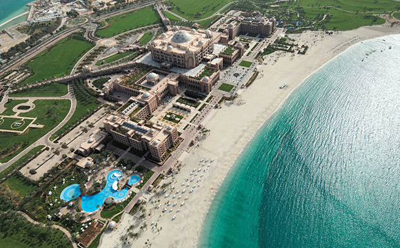 Emirates Palace - Overview