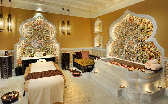 Emirates Palace - SPA