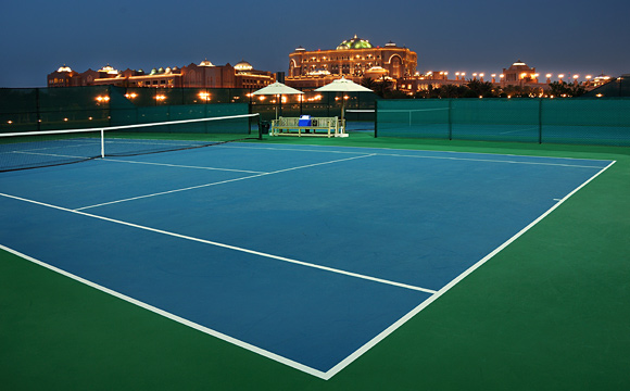 Emirates Palace - Tennis