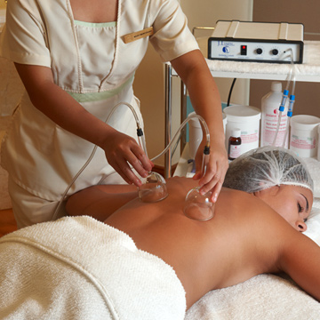 La Sant� - Aroma Total Body Treatment