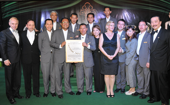 Seven Stars Organic World Award