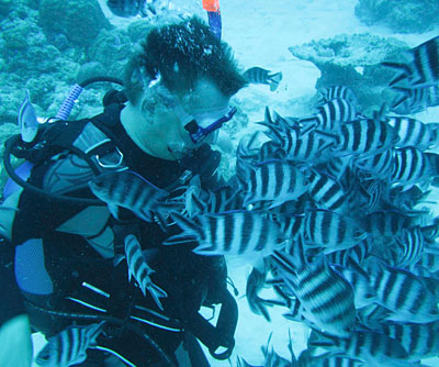 The Oberoi Mauritius - SCUBA DIVING