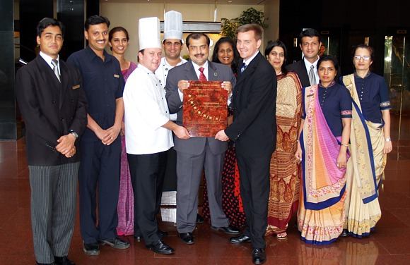 2007 The Oberoi, Mumbai - Award-Hand-Out