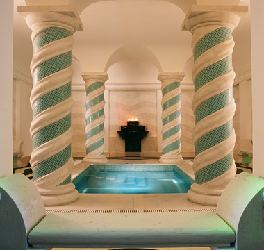 Villa Padierna Palace - THERMAE SPA