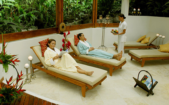 Tabacon - Grand Spa