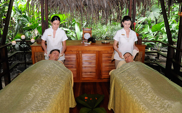 Tabacon - Grand Spa - Couple Massage
