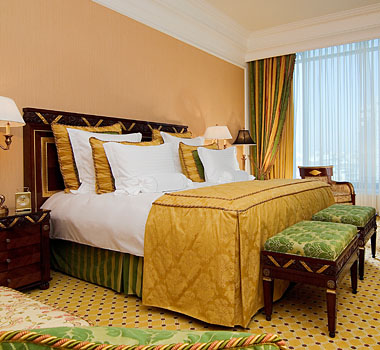 The Ritz Carlton Moscow - Bed