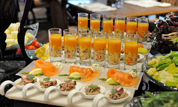 The Ritz Carlton Moscow Brunch