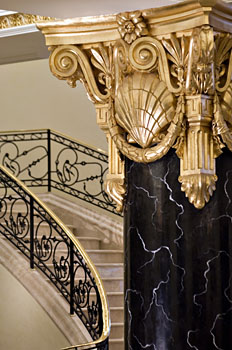 The Ritz Carlton Moscow - Detail