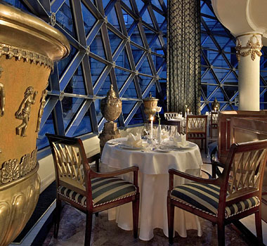 The Ritz Carlton Moscow - Jeroboam Restaurant