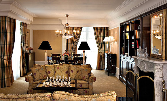 The Ritz Carlton Moscow - Suite