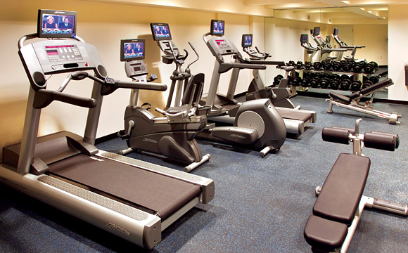 Viana Hotel & SPA - Fitness