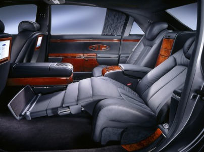Maybach Interior