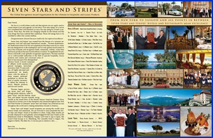 Seven Stars and Stripes - Brochure